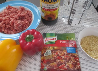 Knorr fix - Reis-Hack Topf