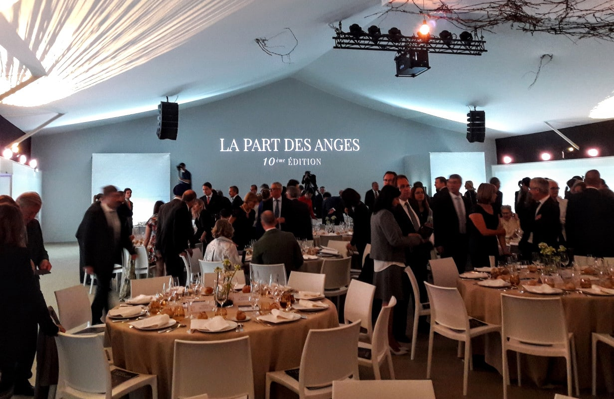 "Seit 2006 ""La Part des Anges"" - das Charity Event in Cognac"